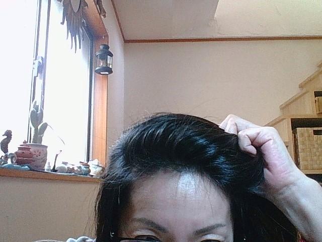 もとみ 髪